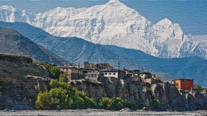 Курорты Непала маленькое государство на вершине мира