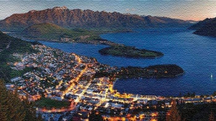 Курорты Новой Зеландии - красивая противоположность Австралии