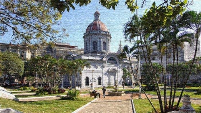 Курорты Парагвая - глубинное сердце Южной Америки