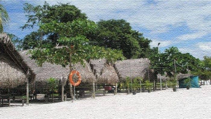 Курорты Суринама - крошечное государство в Южной Америке
