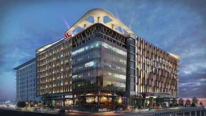 Marriott открывает шесть новых отелей на Ближнем Востоке