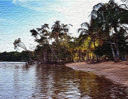 Морские курорты Суринама
