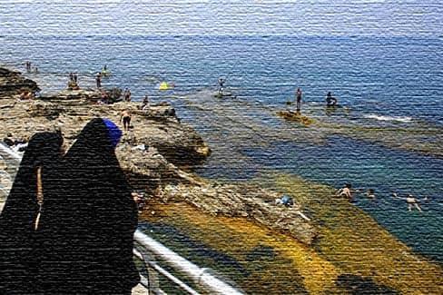 Морские курорты в Ливане