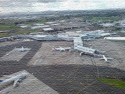 Национальный аэропорт в НЗ