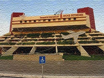 Национальный аэропорт в Парагвае