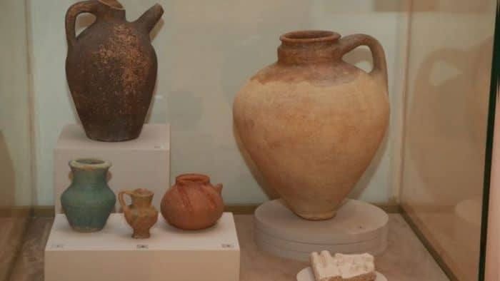 Новый информационный центр открыт в археологическом парке Сумарам