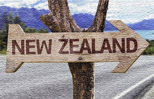 Общее представление о Зеландии