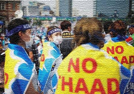 Опасности и предостережения в Южной Корее