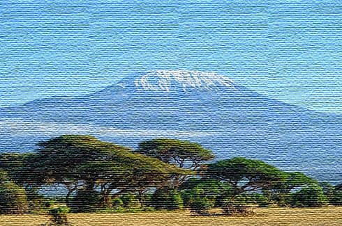 Достопримечательности в Танзании
