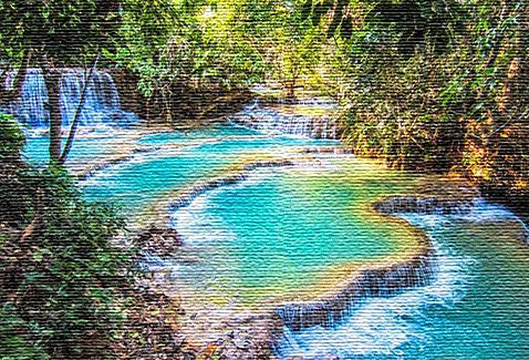 Экологический туризм в Лаосе