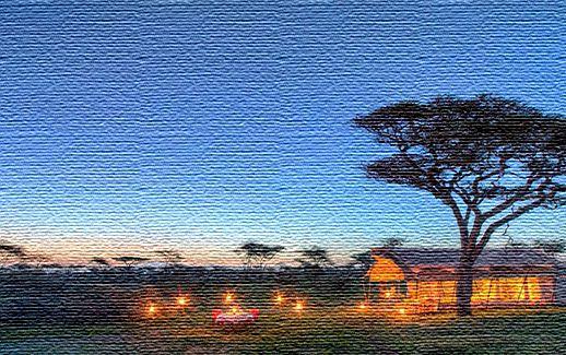 Экологический туризм в Танзании
