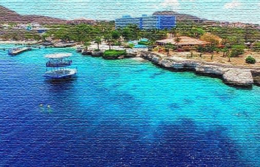 Морские курорты Кюрасао