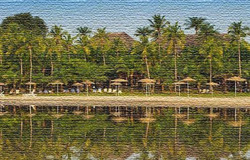 Морские курорты Сенегала