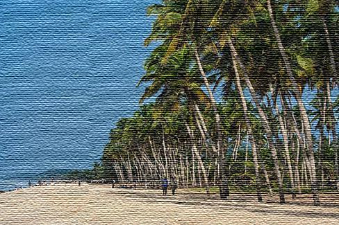 Морские курорты в Гане