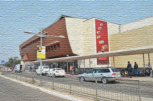 Национальный аэропорт в столице Ганы