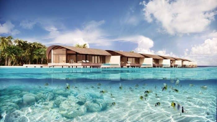 Новый курорт на Мальдивах Miriandhoo откроется в 2019 году