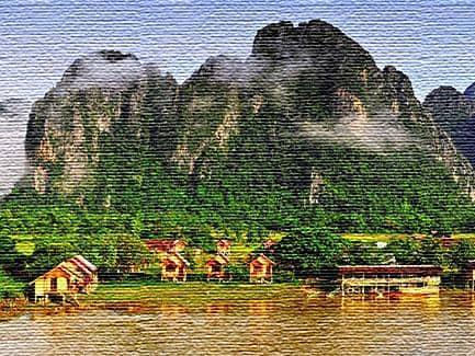 Общее представление о Лаосе
