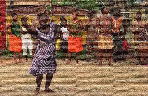 Развлечения в Гане