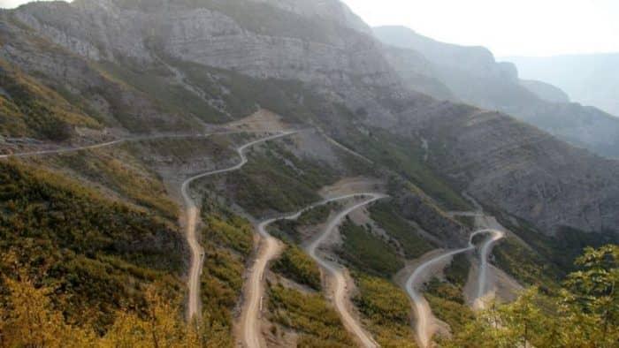 ЕБРР предоставил 40 млн евро для улучшения дорог в Черногории
