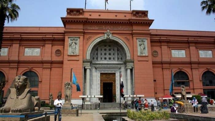 Египетский музей на площади Тахрир отпраздновал 115-летие