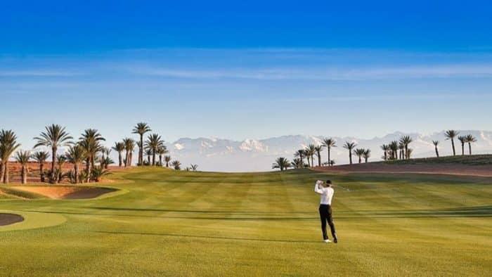 Марокко названо лучшим местом для гольфа в Африке