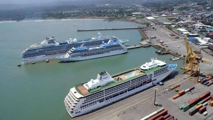 Минтуризма Коста-Рики ожидает рекордный круизный турпоток
