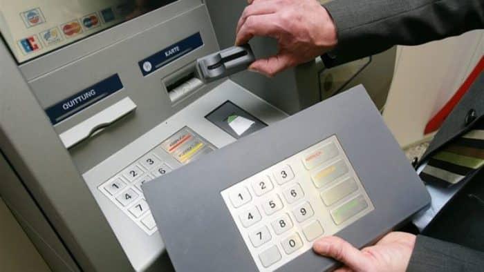 Развод в центре Рима - фейковый банкомат от болгарских мошенников