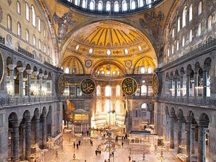 Стамбул, Турция византийский/османский