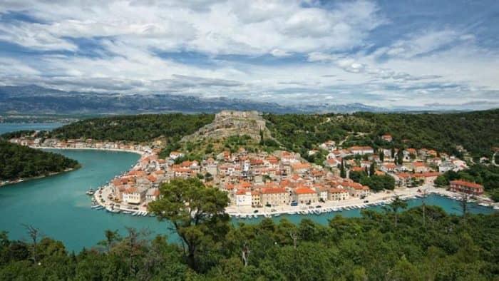 В Хорватии строится новый отель и винный завод