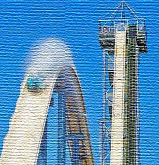 Аквапарк Шлитербане, США (фото)