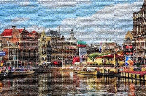 Амстердам (фото)