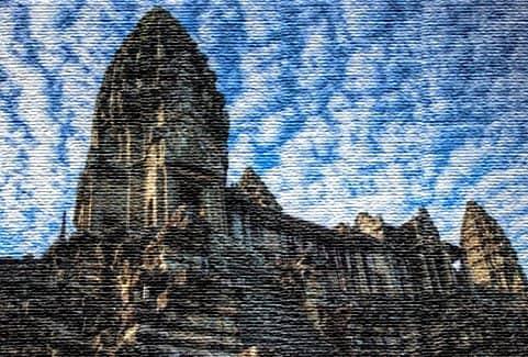 Ангкор-Ват, Камбоджа (фото)