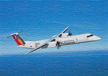 Авиакомпания на Филиппинах (фото)
