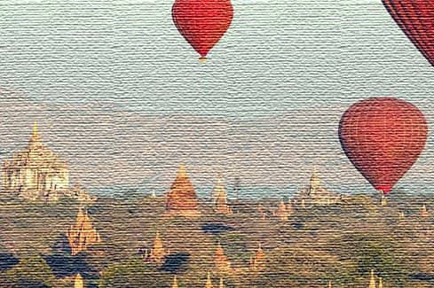 Баган, Мьянма (фото)