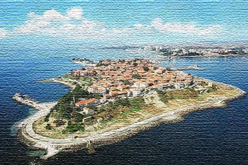 Черноморское побережье Болгарии (фото)