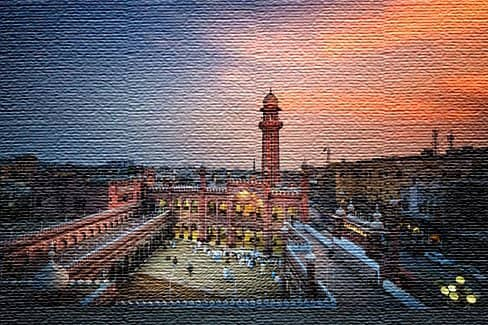 Достопримечательности Пакистана (фото)