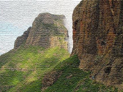 Дракенсберг Траверс, Южная Африка (фото)