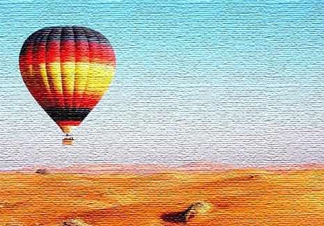 Дубайская пустыня, ОАЭ (фото)