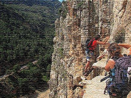 Эль Каминито-дель-Рей, Испания (фото)