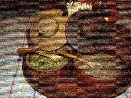 Гастрономия - традиционные блюда средиземноморья (фото)