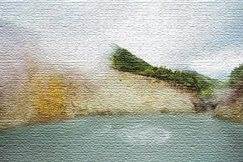 Кипящее озеро, Доминиканская республика (фото)