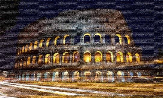 Колизей, Рим, Италия (фото)