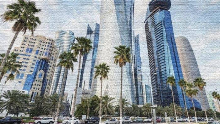 Курорты Катара - небольшое государство и богатство Востока (фото)