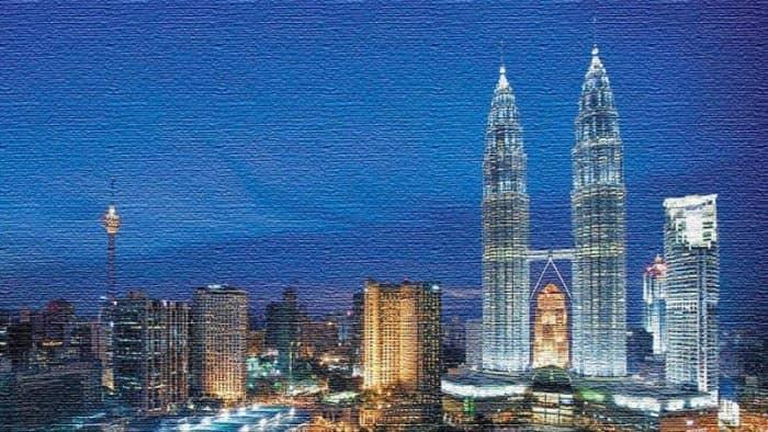 Курорты Малайзии - природная противоположность Таиланда (фото)