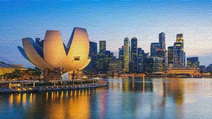 Курорты Сингапура - небольшое и инновационное государство (фото)