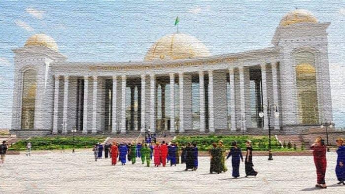 Курорты Туркмении - жаркая и обжигающая красота Средней Азии (фото)