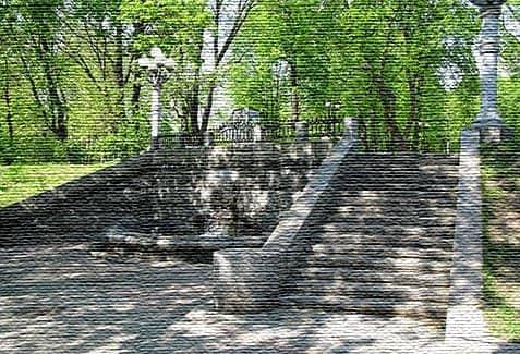 Мариинский парк (фото)