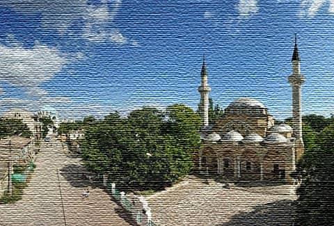 Мечеть Джума-Джами (фото)