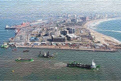 Морские курорты Бенина (фото)