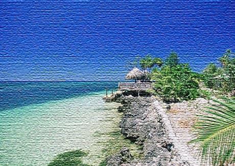 Морские курорты Гондураса (фото)